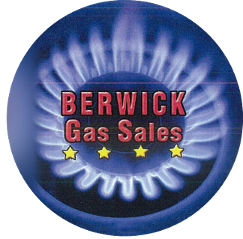 Berwick Gas Sales, Logo